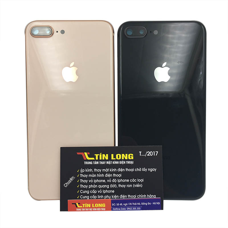 Thay vỏ iphone 8 plus chính hãng, uy tín tại Hà Nội
